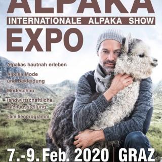 Alpaka Expo Graz 07.02.2020 - 09.02.2020