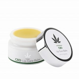 CBD Lip Care Balm Lemongrass (15ml)