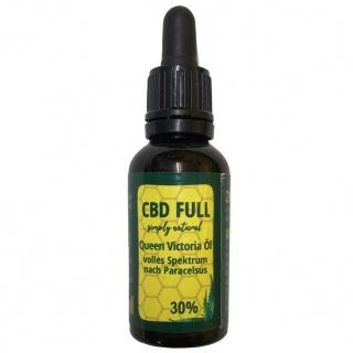 CBD Öl 30% 10ml Vollspektrum Hanfextrakt